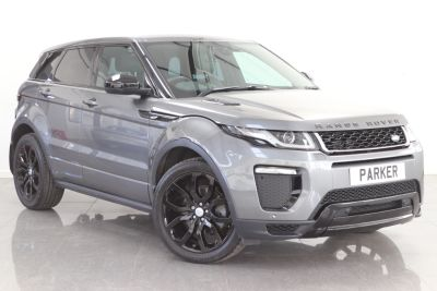 Land Rover Range Rover Evoque 2.0 TD4 HSE Dynamic 5dr Auto Estate Diesel Corris Grey MetallicLand Rover Range Rover Evoque 2.0 TD4 HSE Dynamic 5dr Auto Estate Diesel Corris Grey Metallic at Parker Prestige Richmond