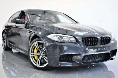 BMW M5 4.4 M5 4dr DCT Saloon Petrol Singapore GreyBMW M5 4.4 M5 4dr DCT Saloon Petrol Singapore Grey at Parker Prestige Richmond