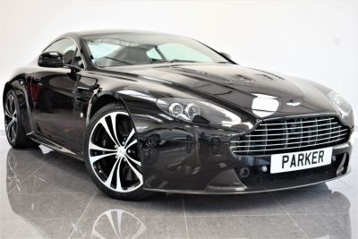 Aston Martin Vantage 5.9 2dr Hatchback Petrol BlackAston Martin Vantage 5.9 2dr Hatchback Petrol Black at Parker Prestige Richmond