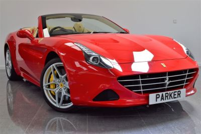 Ferrari California 3.9 T 2dr Auto [HELE] Convertible Petrol Rosso RedFerrari California 3.9 T 2dr Auto [HELE] Convertible Petrol Rosso Red at Parker Prestige Richmond