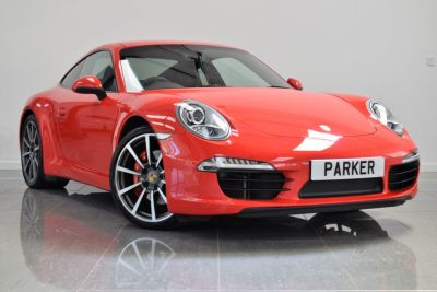 Porsche 911 3.8 S 2dr PDK Coupe Petrol Guards RedPorsche 911 3.8 S 2dr PDK Coupe Petrol Guards Red at Parker Prestige Richmond