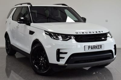 Land Rover Discovery 3.0 TD6 HSE 5dr Auto Estate Diesel Fuji WhiteLand Rover Discovery 3.0 TD6 HSE 5dr Auto Estate Diesel Fuji White at Parker Prestige Richmond