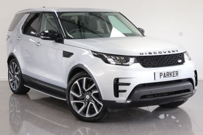 Land Rover Discovery 3.0 TD6 HSE Luxury 5dr Auto Estate Diesel Indus Silver MetallicLand Rover Discovery 3.0 TD6 HSE Luxury 5dr Auto Estate Diesel Indus Silver Metallic at Parker Prestige Richmond