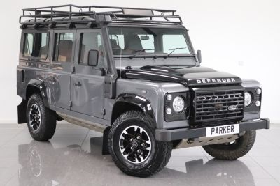 Land Rover Defender Adventure Station Wagon TDCi [2.2] Pick Up Diesel Corris Grey MetallicLand Rover Defender Adventure Station Wagon TDCi [2.2] Pick Up Diesel Corris Grey Metallic at Parker Prestige Richmond