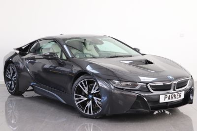 BMW I8 1.5 2dr Auto Coupe Hybrid Sophisto Grey MetallicBMW I8 1.5 2dr Auto Coupe Hybrid Sophisto Grey Metallic at Parker Prestige Richmond